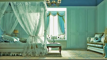 Bed room: classic Bedroom by Belal Samman Architects