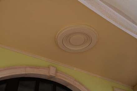Усово: Дома с террасами в . Автор – Реставратор