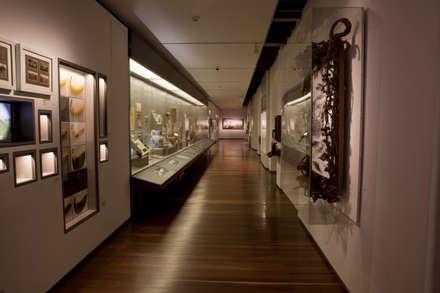 متاحف تنفيذ Zet // diseño de espacios
