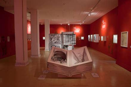 Biblioteca Nacional de Colombia: Museos de estilo  por Zet // diseño de espacios