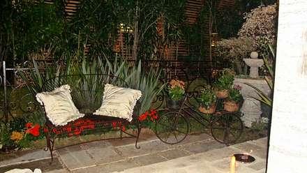 kolonialer Garten von STUDIO AGUIAR E  DINIS