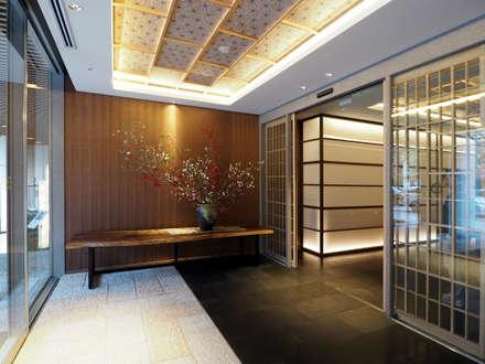 Museumの様なホテル「Noku Kyoto」: 一級建築士事務所 (有)BOFアーキテクツが手掛けたホテルです。