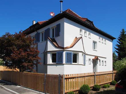 Umbau und Sanierung Haus v.B, Degerloch:  Einfamilienhaus von Firma