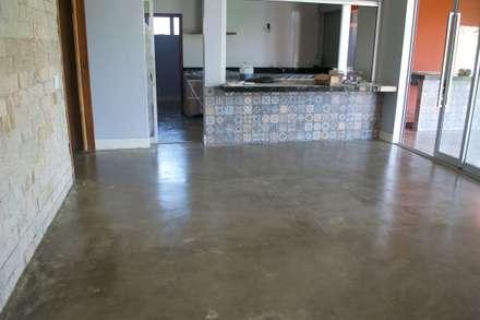 Floors by Costa Lima Arquitetura Design e Construções Ltda