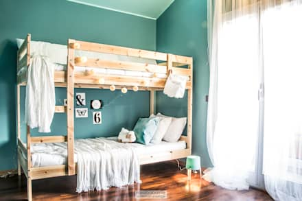 Boys Bedroom by rosalba barrile architetto