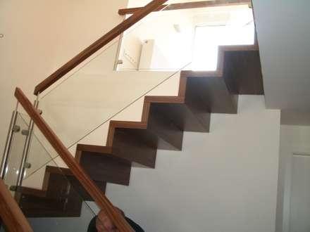 Stairs by Schreinerei Seim