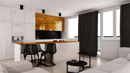 Kitchen units by Archi group Adam Kuropatwa