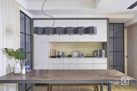 Phòng ăn by 禾廊室內設計