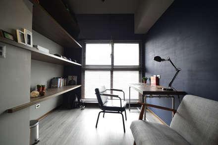 industrial Study/office by 大觀創境空間設計事務所