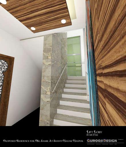 Stairs by Gurooji Design