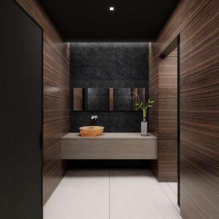 Badgestaltung: Moderne Badezimmer Von Casaplaner Modulhaus Schweiz