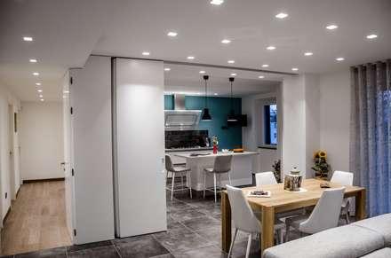 Soggiorno idee immagini e decorazione homify for Idee per dividere cucina e soggiorno