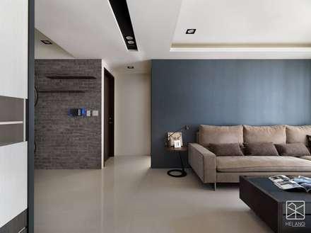 Tường by 禾廊室內設計