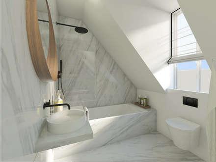 Apartamento na Rua Augusta: Cozinhas modernas por MRS - Interior Design
