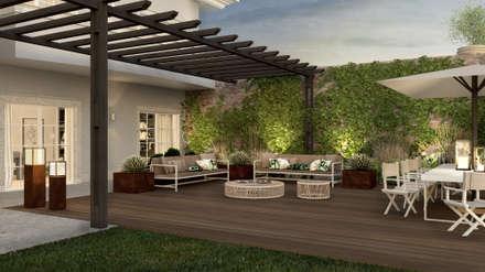 Belas: Jardins modernos por MRS - Interior Design
