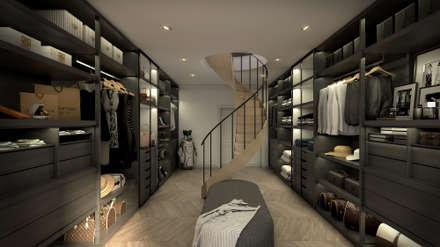 Belas: Closets modernos por MRS - Interior Design