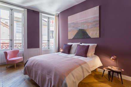 Le Confort: Chambre de style de style Classique par Thomas Marquez Photographie