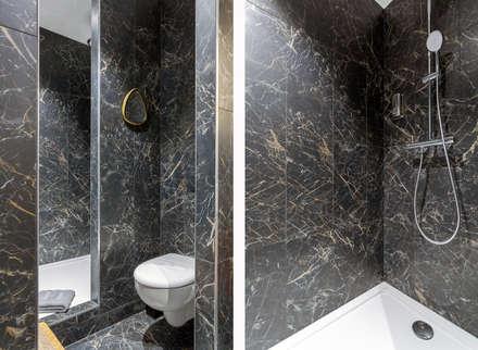 Le Blue Dream: Salle de bain de style de style Colonial par Thomas Marquez Photographie