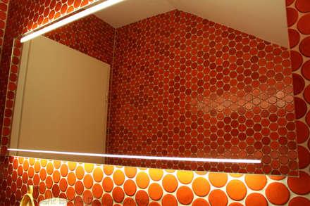 Ausgefallene badezimmer einrichtungsideen und bilder homify - Ausgefallene fliesen ...