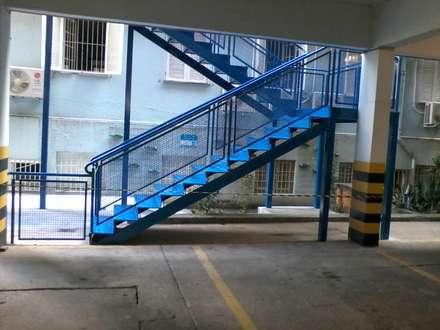 مدارس تنفيذ Dartora Esquadrias Metálicas