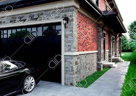 NObelton: modern Houses by Design Studio AiD