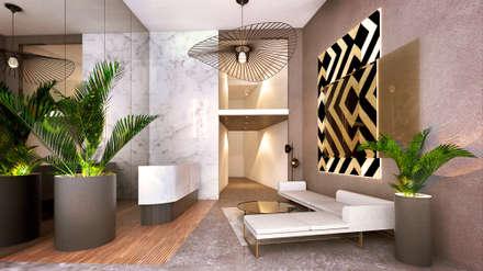 Pusat Eksibisi by Gracia Nano Studio