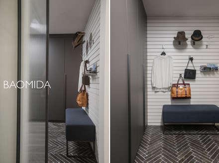 modern Dressing room by (주)바오미다