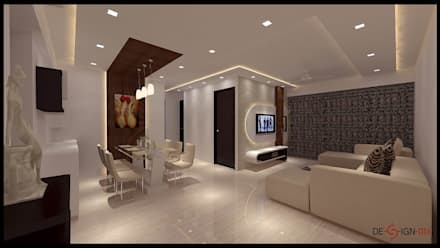 Home Room Design Ideas. modern Living room by New Space Interior design ideas  inspiration pictures homify