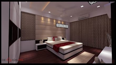 modern Bedroom by New Space Interior