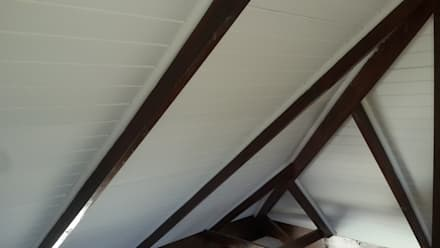 Thermal Insulation:  Roof by CPT Painters / Painting Contractors in Cape Town