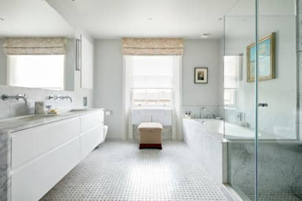 modern Bathroom by Prime Architecture