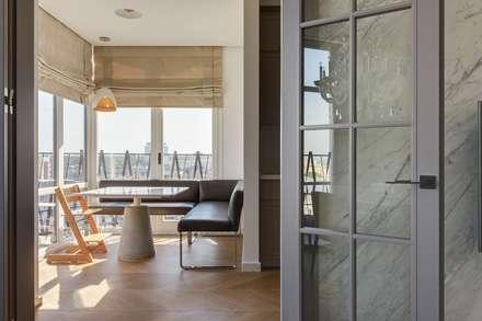Уроки французского: Столовые комнаты в . Автор – Архитектурное бюро Materia174