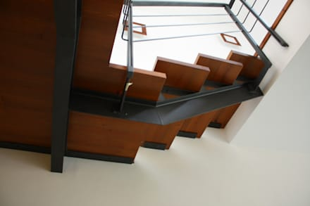 Stairs by STUDIO D'AMICO