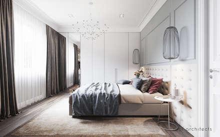 Klassische Schlafzimmer Von Tobi Architects