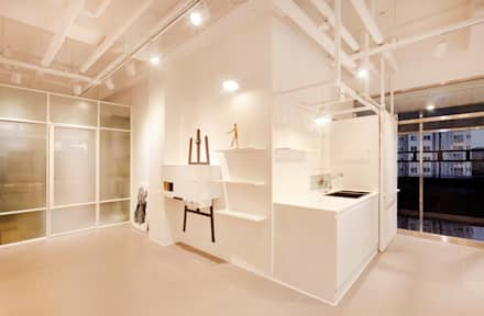 Atelier ( 아뜰리애 홍선생 미술 ): 원더러스트의  벽