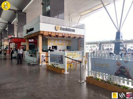 Aeropuertos de estilo  por Renovatio Interio