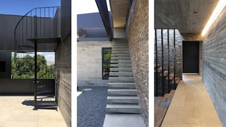 Stairs by 2712 / asociados