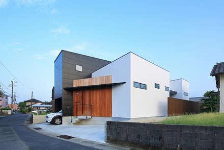 AKRK: bound-designが手掛けた家です。
