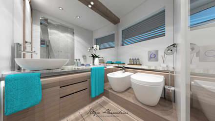 modern Yachts & jets by Letizia Alessandrini - Yacht & Interior Design