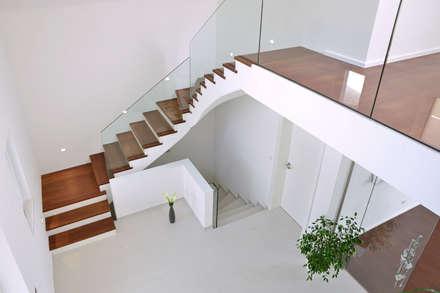 Stairs by Niederlöhner Treppenbau