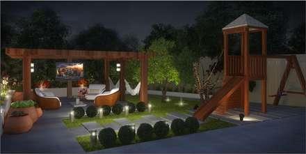 Zen garden by D'Ateliê