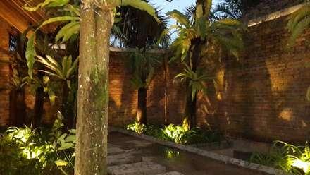 tropischer Garten von sony architect studio