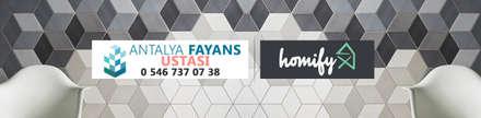 Electrónica de estilo  de Antalya Fayans Ustası - 0 546 737 07 38