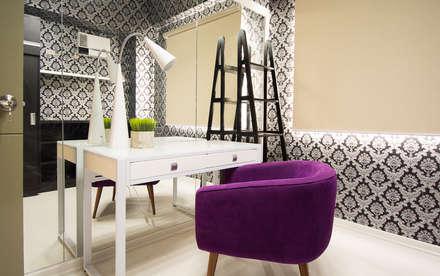 ACE Hotel & Suites: modern Dressing room by TG Designing Corner