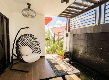 Tagaytay Southridge Estates: modern Garden by TG Designing Corner