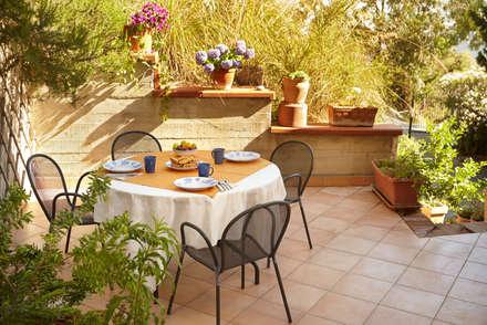 Interior-Fotografie: mediterran leben und italienisch genießen:  Terrasse von Oliver Kuty Photography