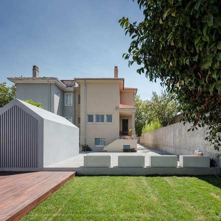 Jardim: Jardins clássicos por NVE engenharias, S.A.