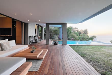 Zen garden by KMMA