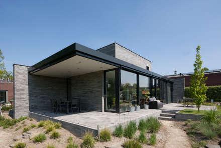 Detached home by Joris Verhoeven Architectuur