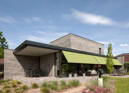 Nhà gia đình by Joris Verhoeven Architectuur